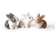 weicher Plüsch Hase 20cm sitzend weiches Stofftier Plüschtier Kuscheltier Ostern