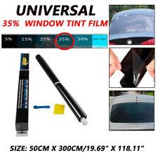 35% VLT Car Pickup Ven Window Film 100% UV Proof Solar Tint Heat Reduction Film