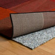 TrafficMASTER Rug Pad Carpet Non Slip Cushion Floor Surface Accessory 6x8 Plush