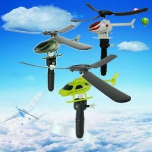 Educational Toy Helicopter Outdoor Toy Gift For Kids Children Drone For Beginner