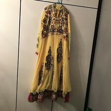 Indian Pakistani Designers Anarkali Salwar Suit