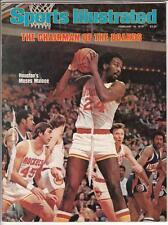 MOSES MALONE SI Sports Illustrated Magazine Feb 1979 Houston Rockets GD/VG