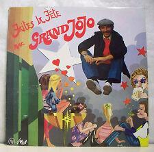"""33 tours GRAND JOJO Disque Vinyle LP 12"""" FAITES LA FETE - CHANSONS A BOIRE"""