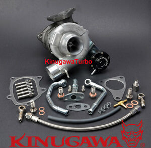 Kinugawa Turbocharger 04~08 SUBARU Forester XT TD04L-13T-6 w/ Adjustable W/G