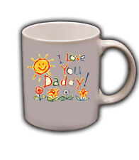 Personalized Custom Photo Father's Day Coffee Mug Gift