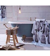 Animal Theme Bath Towels
