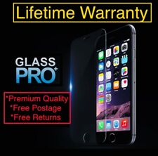 100% Genuine Real Tempered Glass Screen Protector For Apple iPhone 6 & 6s