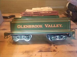 BACHMANN G SCALE GLENBROOK VALLEY TENDER WITH SOUND