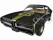 1969 PONTIAC GTO ROYAL PONTIAC/BOBCAT 50th ANNIVERSARY 1/18 BY AUTOWORLD AMM1042