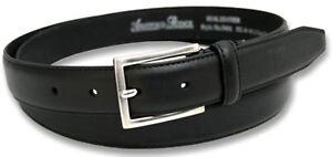 Ashford Ridge Mens Real Leather Suit Trouser Belt Gift 30mm Q5401