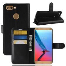 ZTE Blade V9 Custodia a Portafoglio Protettiva Cover wallet Case Nero