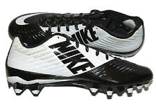 NIKE VAPOR SPEED 2 TD Black/White FOOTBALL CLEATS 643152-110 - 14 / 48.5