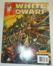 White Dwarf Magazine Lost In The Warp No.202 November 103114R