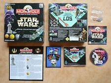 STAR WARS - MONOPOLY Collector's Edition    PC WIN 95   deutsch  USK 0 #