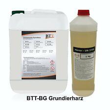 BTT-BG Grundierharz 3 kg, 2K Epoxidharz Grundierung