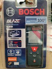 New listing Bosch Glm 30 100ft Laser Measure New
