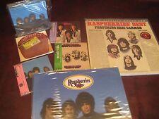 RASPBERRIES RARE 4 LP Replica JAPAN OBI CD AUDIOPHILE  LIMITED BOX + VINYL LP'S