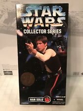"Star Wars Collector Series Han Solo 12"""