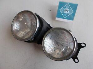 87 BMW 535i E28 528e Left Headlight E28 88-82 525i 535i 63121367515 E28EX210
