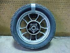1985 Honda V65 Magna VF1100 H1326. rear wheel rim 16in