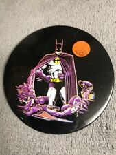 Batman Pin New About 2 Inches