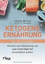 Ketogene Ernährung für Einsteiger: Vorteile und Umsetzun... | Buch | Zustand gut