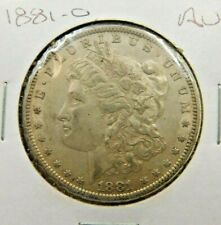 1881 O  Morgan Silver Dollar AU  ( #60)