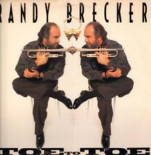 Randy Brecker(Vinyl LP)Toe To Toe-MCA-MCA-6334-US-1980--VG+/NM