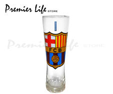 Barcelona FC Peroni Pint Glass - Tall Beer Glass