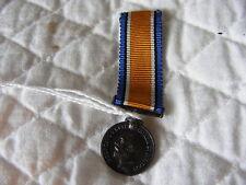 WW1 British Inniskilling Fusiliers Medal