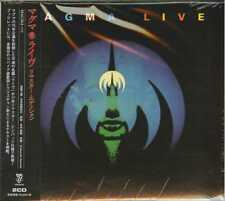 MAGMA-LIVE REMASTER EDITION-IMPORT 2 DIGIPAK CD WITH JAPAN OBI BONUS TRACK I98