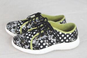 LAURA VITA Dame Sneaker Limited Edition Leder schwarz/weiß Schuhe Gr 42 NEU M239