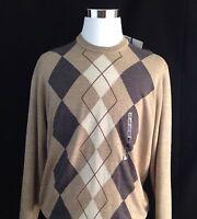 Dockers Men's Size XL Crew Neck Sweater NWT MSRP $45.00