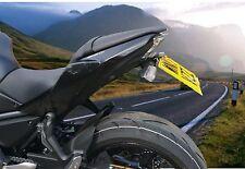 Kawasaki Z650    Tail Tidy.   2017 on.   To suit Original and Micro Indicators .