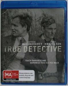 True Detective : Season 1 -  Blu-ray - New Sealed - Sent Tracking (D911