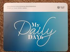 DAY6 Official Fan Club My Day 2nd Generation Membership Fan Special Kit Limited