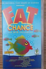 Fat Chance The Big Prejudice -  NFB Film - VHS 1994