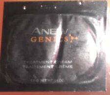 Avon Anew Genics Treatment Cream NEW Samples .04 (2)