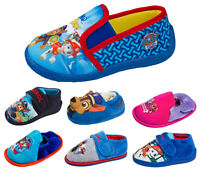 Paw Patrol Slippers Kids Character Mules 3D Shoes Chase Marshall Skye Booties