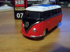NEW  vw >  japan  TAKARA  TOMY tomica  1:64 > 1952 deluxe # 07  bus/ van /split