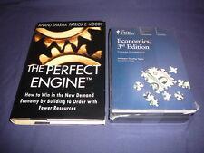 Teaching Co Great Courses CDs           ECONOMICS 3rd Edition     new + BONUS