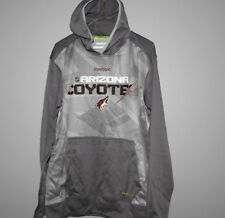 NHL Reebok Arizona Coyotes TNT Hoodie Mens Sizes MSRP $90