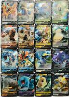 Pokemon Karten V + Vmax GX Sammlung 10 Karten | Blitz-Versand | Super Qualität