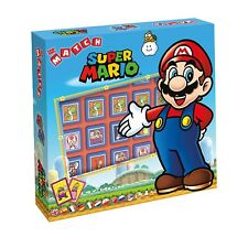 Winning Moves WIN02127 - Top Trumps Match, Super Mario, Würfelspiel