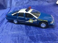 Nevada Highway Patrol 1:43 Chevrolet Caprice Road Champs Toy Police Car