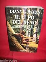 DIANA L. PAXON Il lupo del Reno 1996 Narrativa Nord Prima Ed