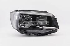 VW Transporter T6 16-18 Black Headlight Single Reflector Right Driver OEM Valeo