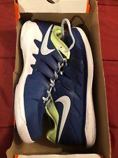 Nike Air Zoom Vapor X New Blue Sz 10 Federer AA8030-447