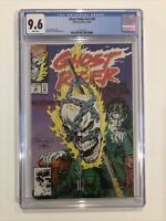 Ghost Rider #v2 #30 CGC 9.6 - awesome Andy & Joe Kubert cover 1992