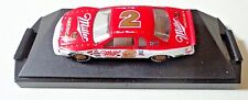 New Mark Martin 1996 Miller American ASA 1/64 Diecast Car With Display Case
